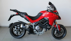 Ducati Multistrada 1260S Touring Pack