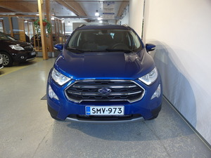 Ford ECOSPORT 1,0 EcoBoost 140hv M6 Titanium 5-ovinen, vm. 2019, 11 tkm (2 / 8)
