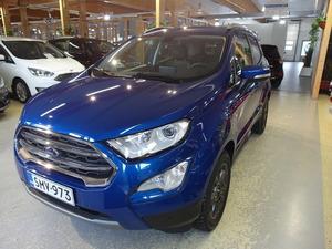 Ford ECOSPORT 1,0 EcoBoost 140hv M6 Titanium 5-ovinen, vm. 2019, 11 tkm (3 / 8)