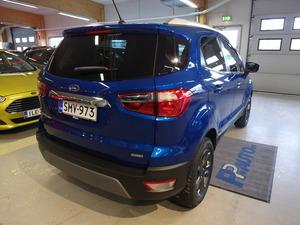 Ford ECOSPORT 1,0 EcoBoost 140hv M6 Titanium 5-ovinen, vm. 2019, 11 tkm (5 / 8)
