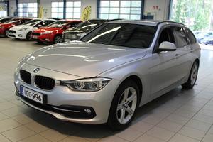 BMW 320D F31 Touring A Xdrive Sportline, vm. 2017, 67 tkm (3 / 23)