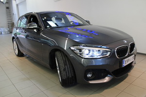 BMW 120D F20 Hatchback 120d A xDrive Edition M Sport, vm. 2017, 20 tkm (2 / 12)
