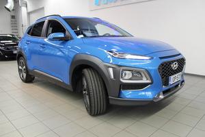 Hyundai KONA 1,6 T-GDI 4WD 7DCT-aut. Style NEDC BT, vm. 2018, 10 tkm (2 / 15)