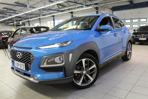 Hyundai KONA 1,6 T-GDI 4WD 7DCT-aut. Style NEDC BT, vm. 2018, 10 tkm (3 / 15)