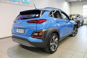 Hyundai KONA 1,6 T-GDI 4WD 7DCT-aut. Style NEDC BT, vm. 2018, 10 tkm (5 / 15)