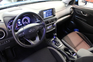 Hyundai KONA 1,6 T-GDI 4WD 7DCT-aut. Style NEDC BT, vm. 2018, 10 tkm (8 / 15)
