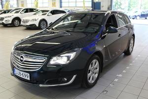 Opel Insignia Sports Tourer Edition 1,6 Turbo 125kW AT6, vm. 2014, 137 tkm (4 / 16)