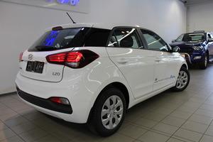 Hyundai i20 Hatchback 1,0 T-GDI 100 hv 7-DCT Fresh W, vm. 2019, 0 tkm (5 / 11)
