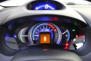 Honda Insight 5D 1,3 Comfort, vm. 2011, 168 tkm (10 / 12)