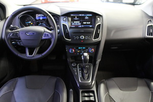 Ford Focus 1,5 EcoBoost 182 hv Start/Stop A6 Titanium 5-ovinen, vm. 2016, 39 tkm (11 / 18)