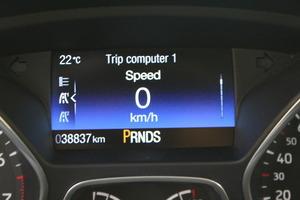 Ford Focus 1,5 EcoBoost 182 hv Start/Stop A6 Titanium 5-ovinen, vm. 2016, 39 tkm (12 / 18)