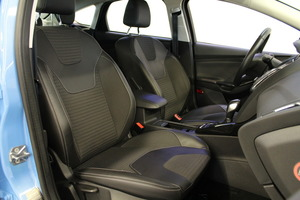 Ford Focus 1,5 EcoBoost 182 hv Start/Stop A6 Titanium 5-ovinen, vm. 2016, 39 tkm (13 / 18)