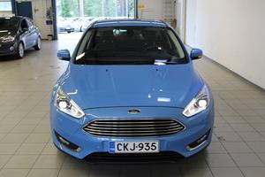 Ford Focus 1,5 EcoBoost 182 hv Start/Stop A6 Titanium 5-ovinen, vm. 2016, 39 tkm (4 / 18)
