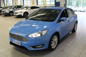 Ford Focus 1,5 EcoBoost 182 hv Start/Stop A6 Titanium 5-ovinen, vm. 2016, 39 tkm (5 / 18)