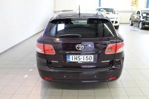 Toyota Avensis 1,6 Valvematic Linea Terra Wagon, vm. 2009, 169 tkm (6 / 17)