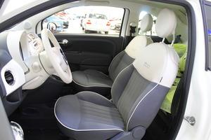 Fiat 500C Italia 1,2 8v 69hv Bensiini, vm. 2012, 45 tkm (6 / 9)