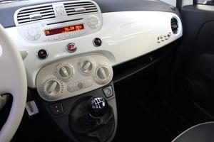 Fiat 500C Italia 1,2 8v 69hv Bensiini, vm. 2012, 45 tkm (9 / 9)