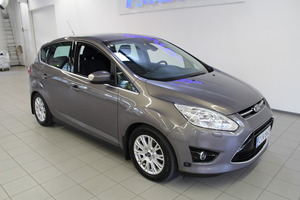 Ford C-Max 1,6 Flexifuel 120 hv Titanium M5 5-ovinen, vm. 2012, 85 tkm (2 / 20)