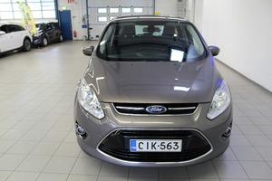Ford C-Max 1,6 Flexifuel 120 hv Titanium M5 5-ovinen, vm. 2012, 85 tkm (3 / 20)