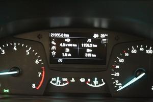 Ford Fiesta 1,0 EcoBoost 100hv M6 Titanium 5-ovinen, vm. 2018, 22 tkm (10 / 14)