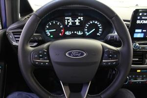 Ford Fiesta 1,0 EcoBoost 100hv M6 Titanium 5-ovinen, vm. 2018, 22 tkm (8 / 14)