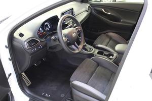 Hyundai i30 Hatchback 1,4 T-GDI 140 hv 7-DCT-aut. N Line, vm. 2019, 3 tkm (8 / 23)