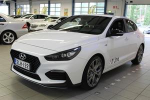 Hyundai i30 Fastback 1,4 T-GDI 140 hv 7DCT-aut N Line, vm. 2019, 5 tkm (3 / 11)