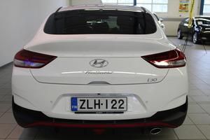 Hyundai i30 Fastback 1,4 T-GDI 140 hv 7DCT-aut N Line, vm. 2019, 5 tkm (6 / 11)