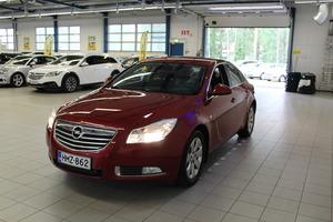 Opel Insignia 5-ov Edition 1,6 Turbo Ecotec 132kW MT6 BL, vm. 2010, 85 tkm (4 / 19)