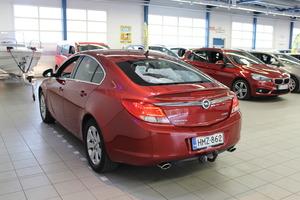 Opel Insignia 5-ov Edition 1,6 Turbo Ecotec 132kW MT6 BL, vm. 2010, 85 tkm (5 / 19)
