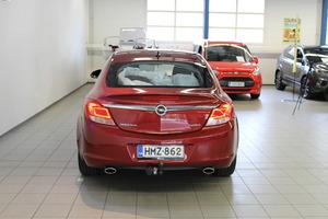 Opel Insignia 5-ov Edition 1,6 Turbo Ecotec 132kW MT6 BL, vm. 2010, 85 tkm (6 / 19)
