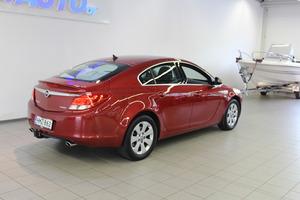 Opel Insignia 5-ov Edition 1,6 Turbo Ecotec 132kW MT6 BL, vm. 2010, 85 tkm (7 / 19)