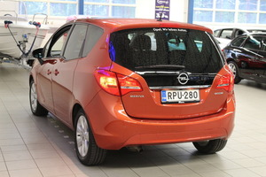 Opel Meriva 5-ov Enjoy 1,4T ecoFLEX Start/Stop 88kW MT6, vm. 2012, 85 tkm (4 / 12)