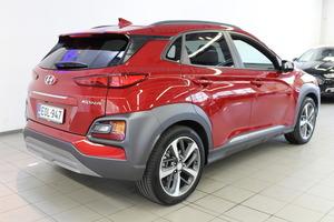 Hyundai KONA 1,6 T-GDI 7DCT-aut. Style WLTP * hyvillä varusteilla, kuin uusi*, vm. 2019, 8 tkm (5 / 10)