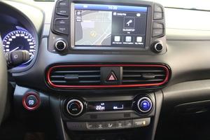 Hyundai KONA 1,6 T-GDI 7DCT-aut. Style WLTP * hyvillä varusteilla, kuin uusi*, vm. 2019, 8 tkm (8 / 10)