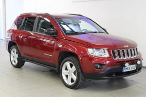 Jeep Compass 4x4 2,2 CRD Limited, vm. 2012, 84 tkm (2 / 13)