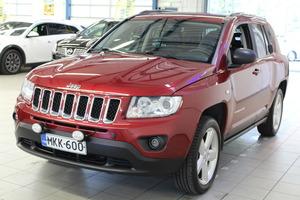 Jeep Compass 4x4 2,2 CRD Limited, vm. 2012, 84 tkm (3 / 13)