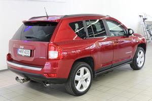 Jeep Compass 4x4 2,2 CRD Limited, vm. 2012, 84 tkm (5 / 13)