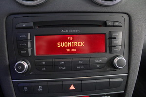Audi A3 Sportback Attraction S line Business Plus 1,4 TFSI 92 kW S tronic Start-Stop, vm. 2012, 142 tkm (12 / 14)
