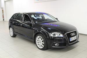 Audi A3 Sportback Attraction S line Business Plus 1,4 TFSI 92 kW S tronic Start-Stop, vm. 2012, 142 tkm (2 / 14)