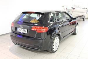 Audi A3 Sportback Attraction S line Business Plus 1,4 TFSI 92 kW S tronic Start-Stop, vm. 2012, 142 tkm (5 / 14)