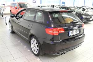 Audi A3 Sportback Attraction S line Business Plus 1,4 TFSI 92 kW S tronic Start-Stop, vm. 2012, 142 tkm (7 / 14)
