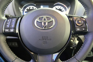 Toyota Yaris 1,5 Dual VVT-i Launch Edition 5ov Multidrive S, vm. 2017, 63 tkm (11 / 11)