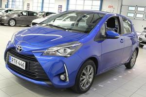 Toyota Yaris 1,5 Dual VVT-i Launch Edition 5ov Multidrive S, vm. 2017, 63 tkm (3 / 11)