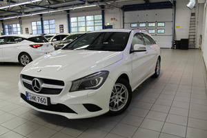 Mercedes-Benz CLA 180 A Shooting Brake Premium Business, vm. 2015, 70 tkm (3 / 10)