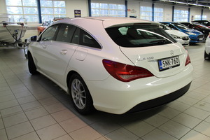Mercedes-Benz CLA 180 A Shooting Brake Premium Business, vm. 2015, 70 tkm (4 / 10)
