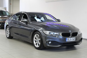 BMW 418 F36 Gran Coupe 418d A Business, vm. 2015, 71 tkm (2 / 12)