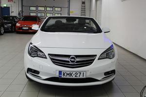 Opel Cascada 1,4 Turbo ecoFLEX Start/Stop 103kW MT6, vm. 2015, 39 tkm (3 / 15)