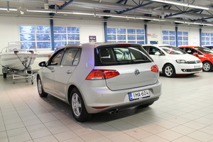Volkswagen Golf Comfortline Edition 40 1,4 TSI 90 kW (122 hv) BMT DSG-automaatti 4-ovinen, vm. 2015, 103 tkm (5 / 15)
