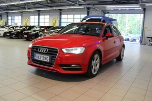 Audi A3 Sportback Business Sport 2,0 TDI 135 kW quattro S tronic, vm. 2013, 102 tkm (3 / 15)